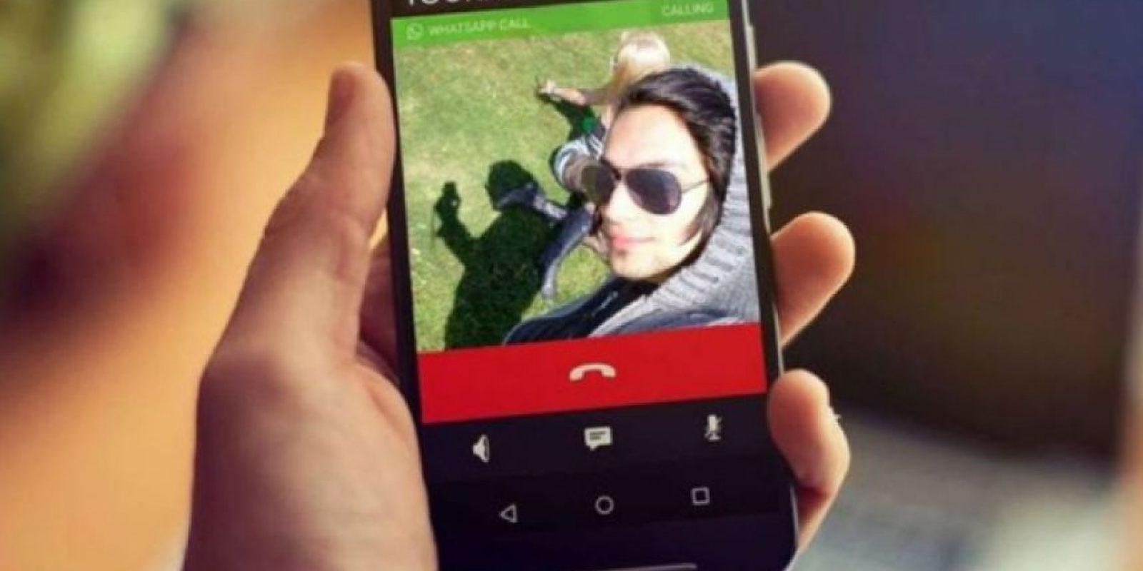Las llamadas gratis de WhatsApp no son del agrado de todos. Foto:Pinterest