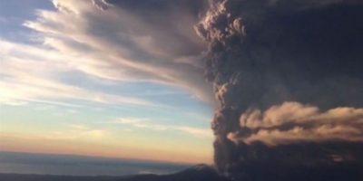 Estos son los peligros que causa la ceniza volcánica