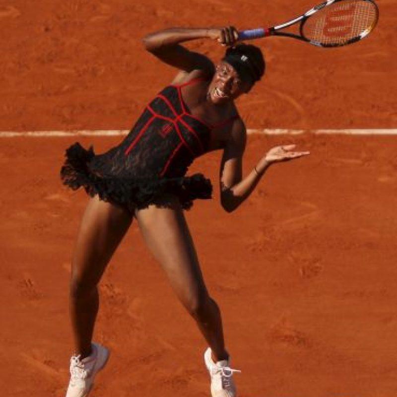 En el Roland Garros de 2010 Foto:Getty Images