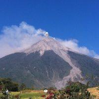 3. Volcán de Fuego, Guatemala Foto:Instagram nklaranaz