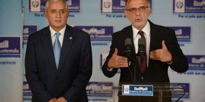 Otto Pérez solicita extensión de la CICIG