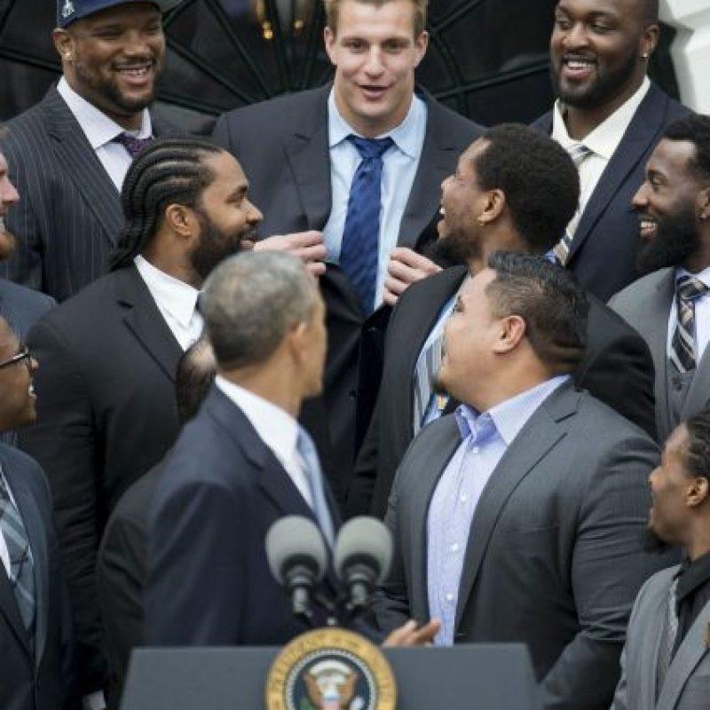 Todos ellos han sido ganados bajo lás órdenes de Tom Brady. Foto:AP