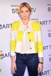 Kate Upton es una modelo y actriz estadounidense Foto:Getty Images