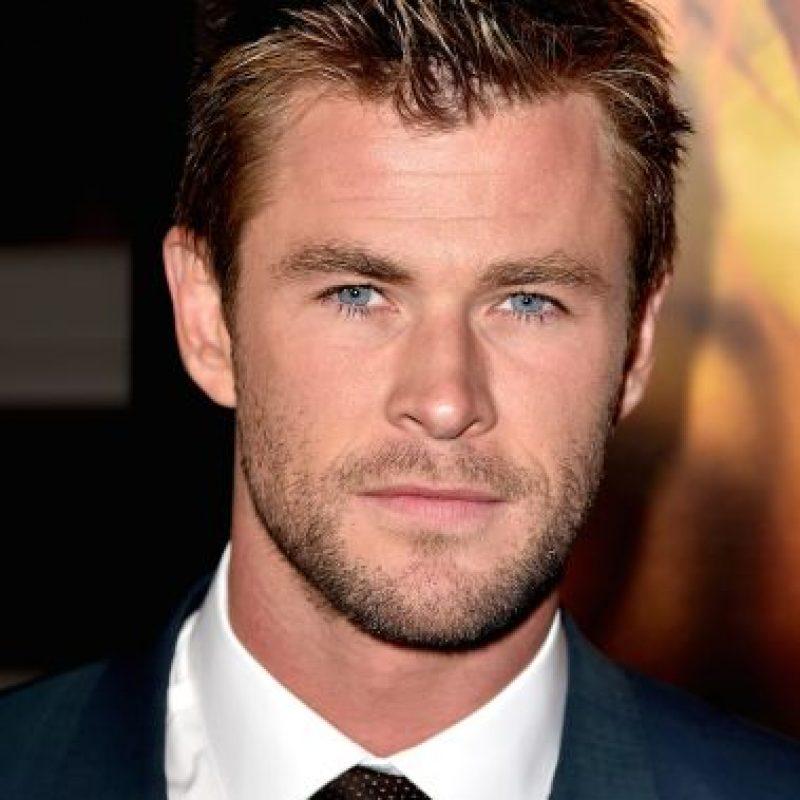 """Actualmente el actor promociona la cinta """"Avengers"""" que está próxima a estrenarse Foto:Getty Images"""
