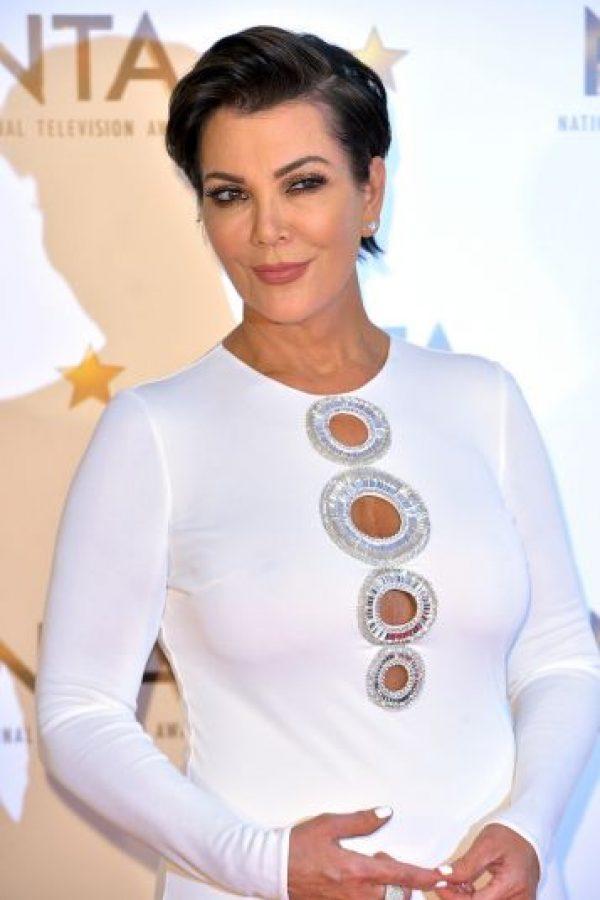 """Se realizó una cirugía plástica antes de la boda de Kim Kardashian, además se hizo una segunda cirugía de senos en la séptima temporada de """"Keeping Up with the Kardashians"""" Foto:Getty Images"""