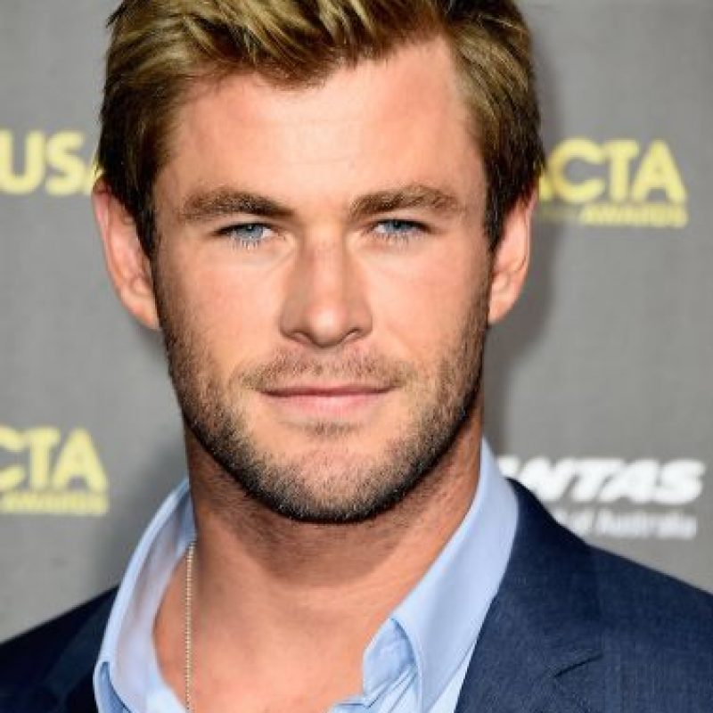 """En 2014 fue declarado uno de """"Los hombres más sexis del mundo"""" Foto:Getty Images"""