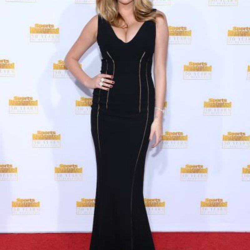 Fotografías de la modelo aparecieron en Internet Foto:Getty Images