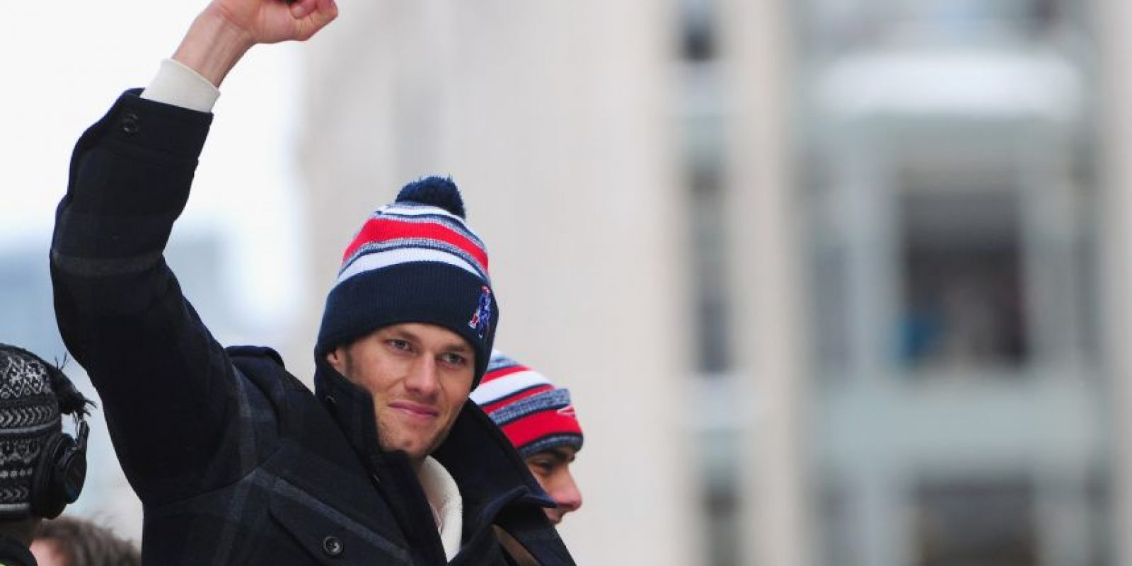 El mariscal de campo de los Patriotas, Tom Brady, no acompañó a su equipo a la Casa Blanca. Foto:Getty Images