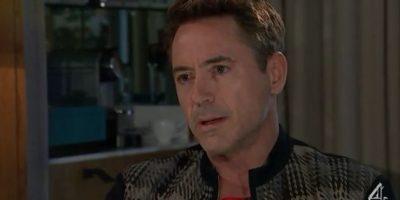 VIDEO. Robert Downey Jr. abandonó entrevista al ser cuestionado sobre su pasado