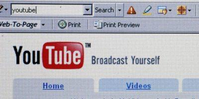 En octubre de 2006, YouTube fue adquirido por Google en mil 650 millones de dólares. Foto:Getty Images