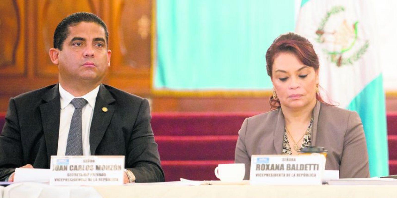Juan Carlos Monzón y Baldetti. Foto:Publinews
