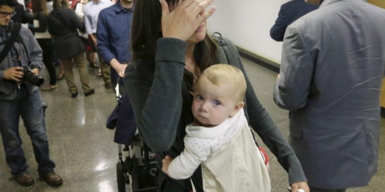 Autoridades sanitarias de California documentaron que un turista enfermo de sarampión fue la causa del contagio en el 2014. Foto:AP