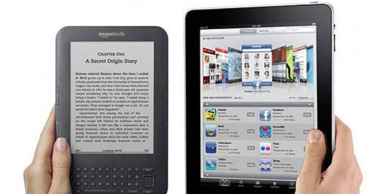 Les presentamos la evolución de los eReaders Foto:c2.staticflickr.com/8/