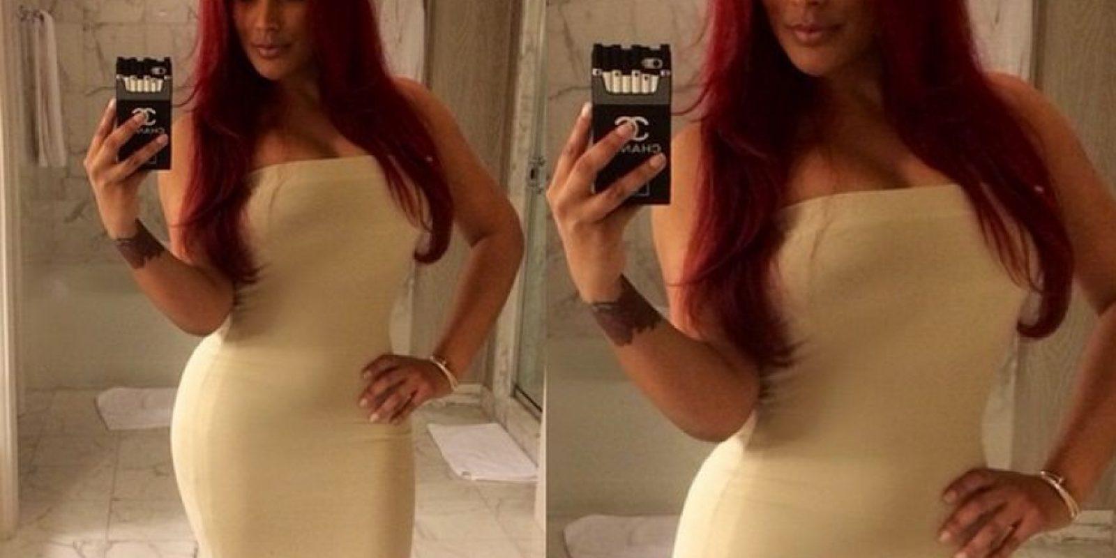 """""""Money"""" alegó que terminó su relación porque Shantel abortó dos gemelos de él Foto:Vía instagram.com/missjackson"""