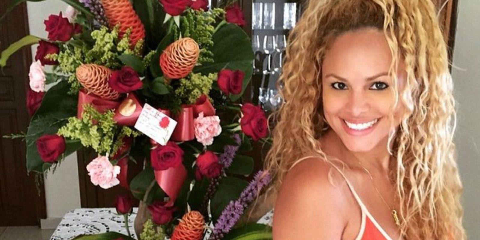 Liza Hernández Foto:Vía instagram.com/lizahernandez23
