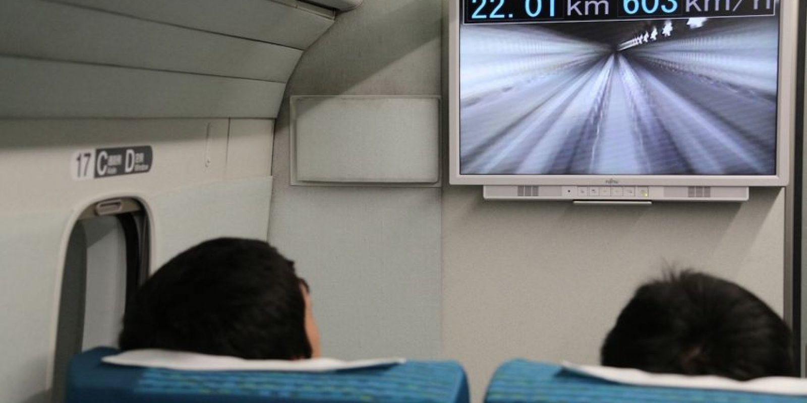 Hasta el momento transportó a 29 técnicos e ingenieros. Foto:AFP