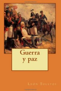 """A través de un relato coral, """"Guerra y Paz"""" reconstruye cómo vivieron los rusos las guerrras napoleónicas. Foto:Amazon"""
