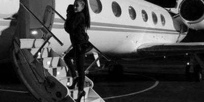 """Big Sean parece haber terminado con ella por """"inmadura"""" y por haberlo hecho gastar miles de dólares para ir a verla. Foto:Instagram/Arianagrande"""