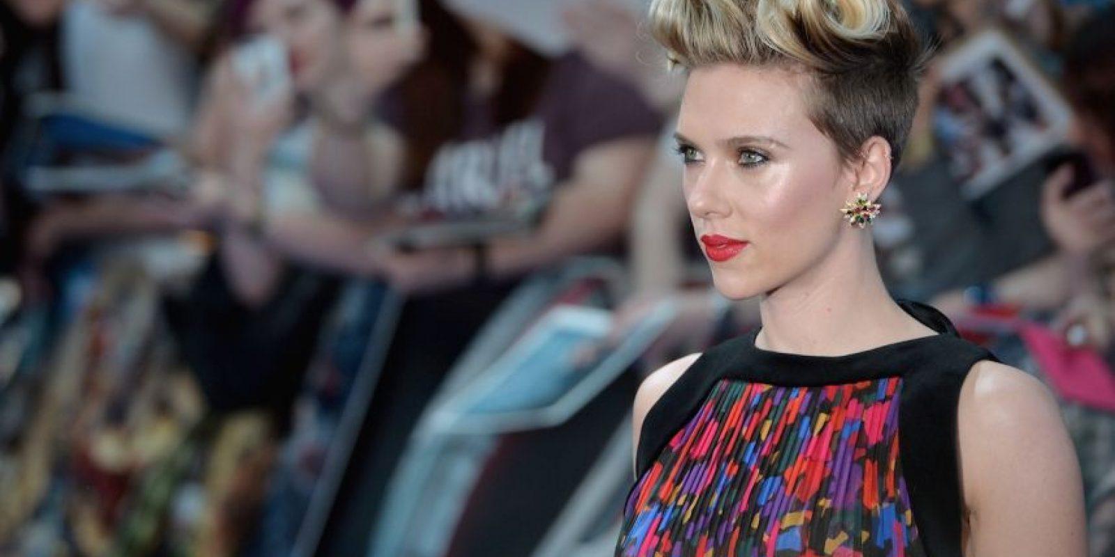 """El personaje de Scarlett Johansson intentó seducir a """"Los Vengadores"""" en diferentes ocasiones como parte de sus planes de acción. Foto:Getty Images"""