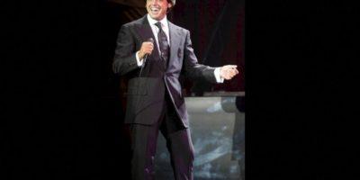 En los años 90 produce más álbums con gran aceptación, así como sus conciertos. Su recital en el Madison Square Garden fue lleno total Foto:Getty Images