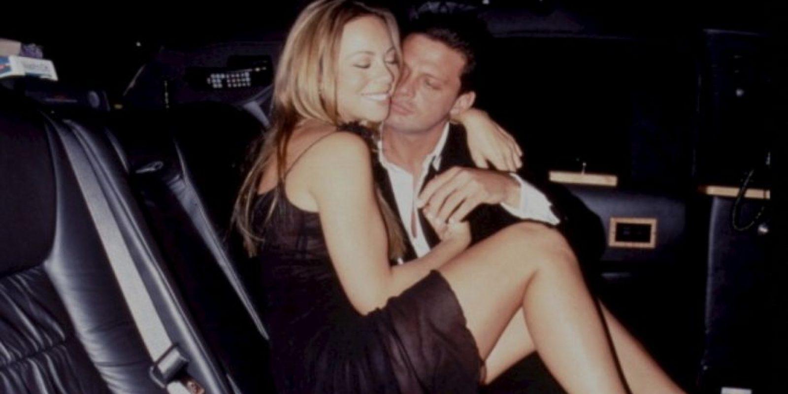 Luis Miguel ya había tenido varias novias y antes de Mariah Carey, tuvo una relación con Daisy Fuentes, Stephanie Salas (madre de su hija Michelle) y Sofía Vergara. Foto:Getty Images