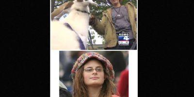 Su imagen se viralizó en Blogspot, en 2005, cuando la trataron de 'feminazi estúpida'. Según Reddit, vive en Ballard y cuida cabras. Foto:Reddit