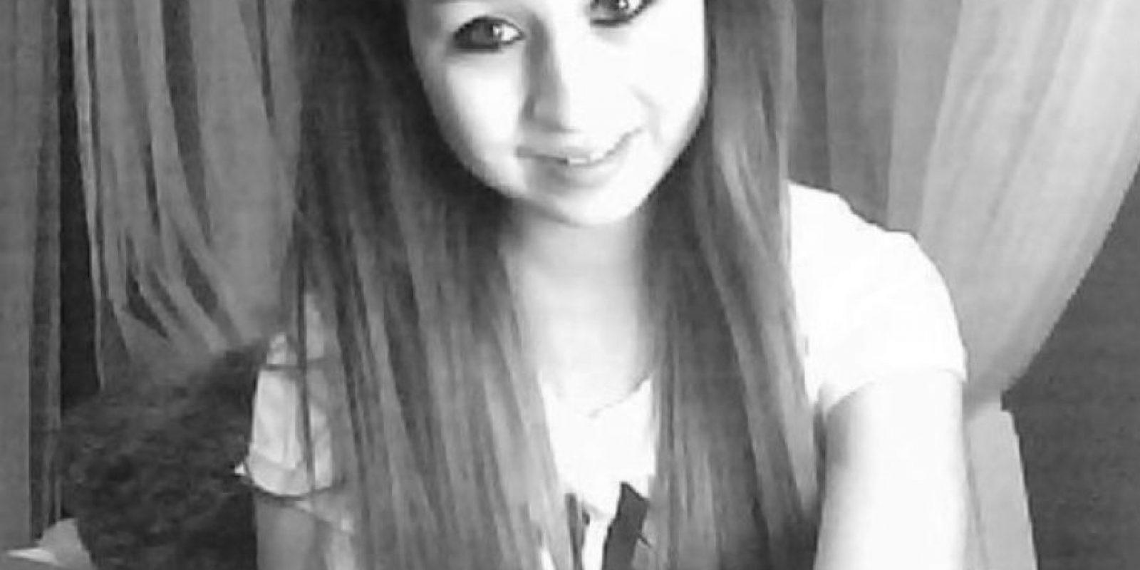 """""""Mi nombre es Amanda Todd"""" Foto:vía Facebook/Suicide of Amanda Todd"""