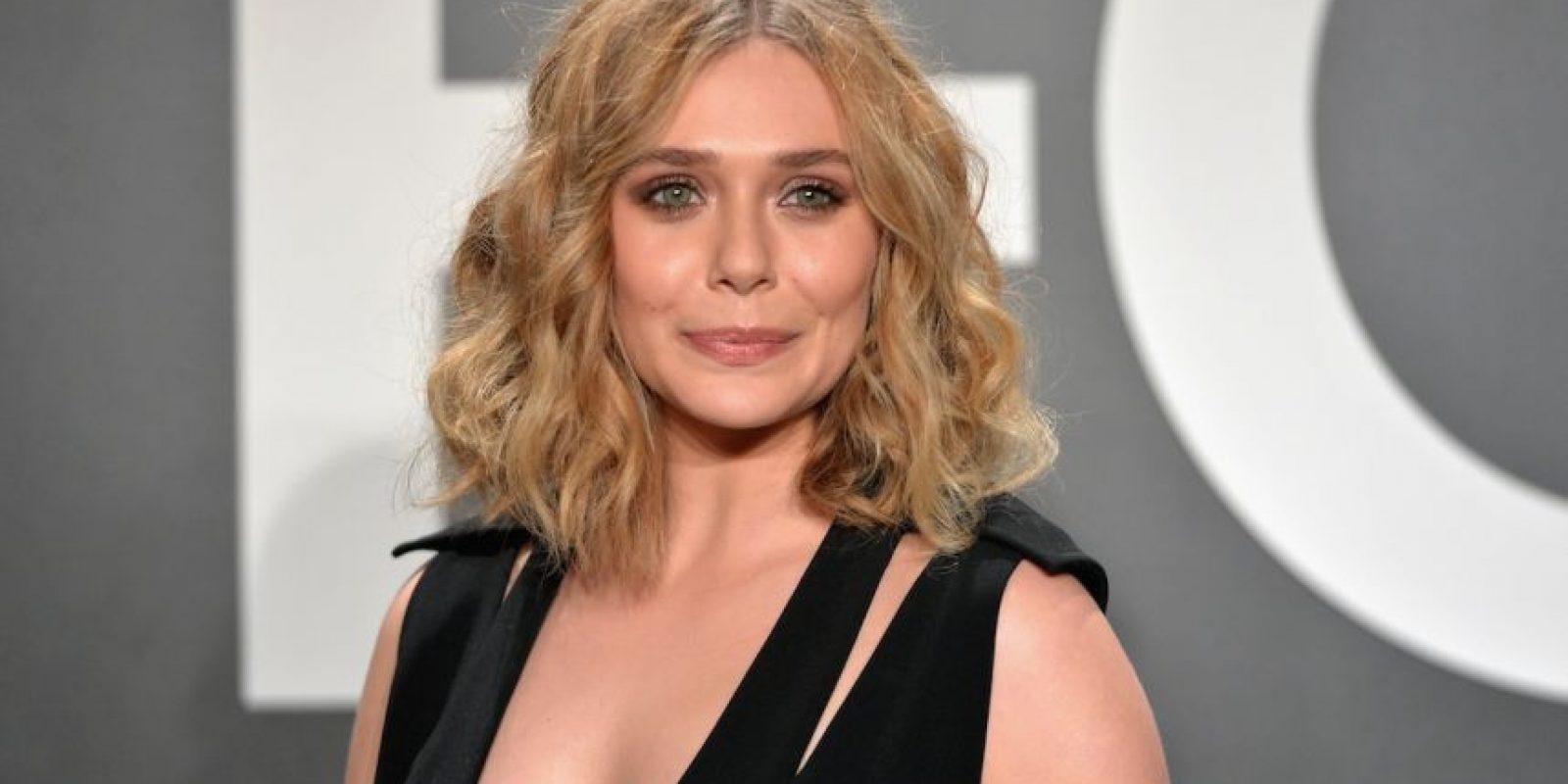 Es la hermana menor de las famosas gemelas, Mary Kate y Ashley Olsen. Foto:Getty Images