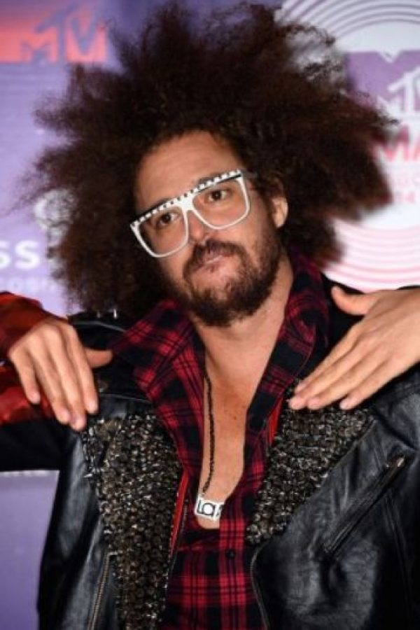 RedFoo, cantante estadounidense. Foto: Getty Images