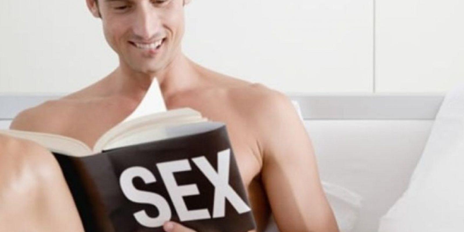 10. A ellos no les importa si ellas tienen orgasmos durante la relación. Foto:Pinterest
