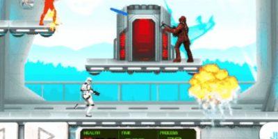 """""""Star Wars"""" y """"Contra"""" juntos en este videojuego"""