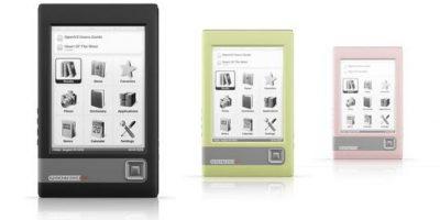 PocketBook Lector innovó el mercado, ya que incorporaba la posibilidad de reproducir audiolibros. Existen muchos modelos en la actualidad. Foto:PocketBook Lector