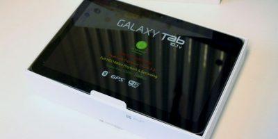 Las tabletas electrónicas se han transformado en un buen soporte para los libros electrónicos. Foto:Samsung