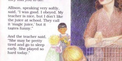 Se trata de un niño atrapado en una guardería satánica. Foto:vía Goodreads.com