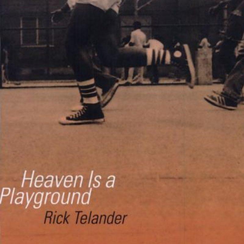 Heaven is a playground (El cielo es un campo de juego) de Rick Telander (1796) Foto:Google Books