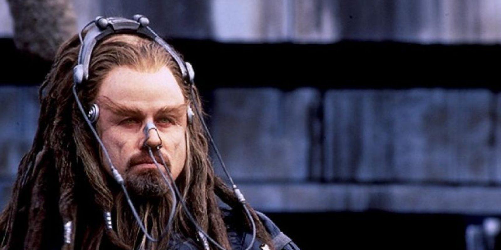 "John Travolta protagonizó en 2000 la horrorosa ""Battlefield Earth"". Foto:Warner Bros"