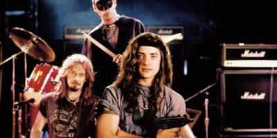 """Él era el baterista de una banda de rock que quería como fuera tener su éxito en radio. Igual es una película clave de la generación """"Grunge"""". Foto:vía 20th Century Fox"""