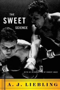 The Sweet Science (La dulce ciencia) de AJ Liebling (1949) Foto: Google Books