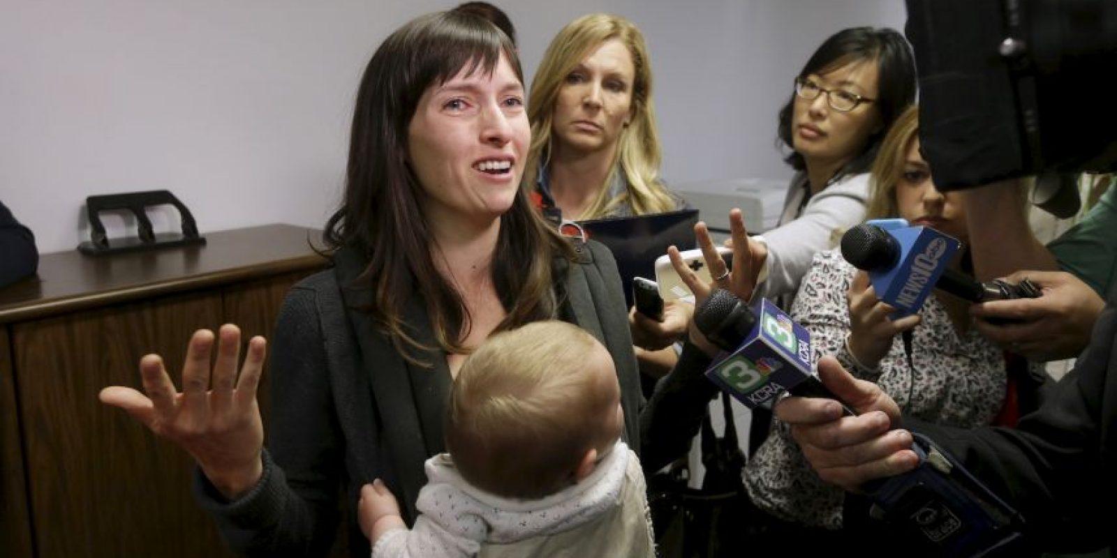 Los autores de la nueva ley han llegado a recibir amenazas de muerte. Foto:AP