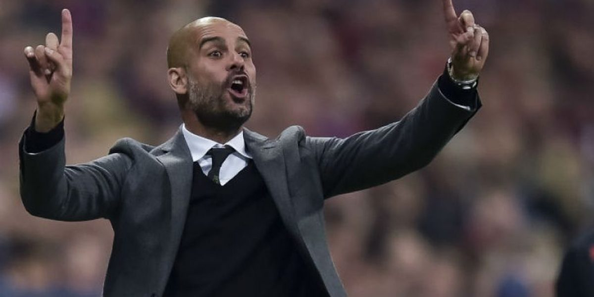 Guardiola está feliz de