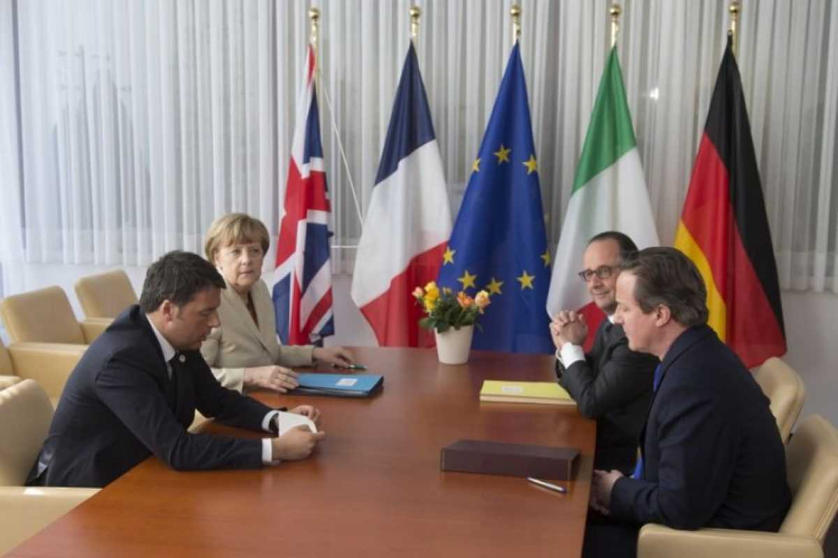 """""""Se necesitan acciones inmediatas en el Mediterráneo"""", informó la Comisión Europera a través de su cuenta de Twitter. Foto:AFP"""