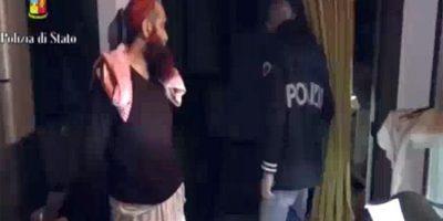 La Polizia di Stato es un cuerpo nacional de polícia del Estado italiano Foto:AFP