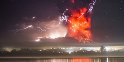 Alpinista extraviado en volcán chileno relata cómo sobrevivió a la erupción