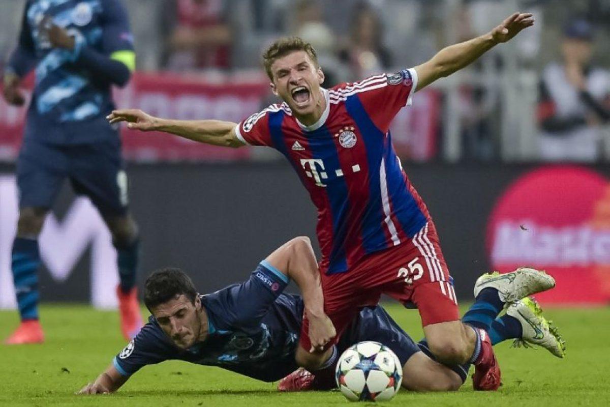 Los cuatro mejores clubes del torneo se medirán para buscar la ansiada final que se disputará en Berlín. Foto:Publinews