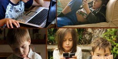 Las 10 razones para evitar que los niños usen electrónicos