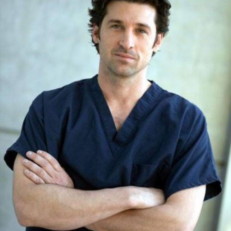 """Durante esta entrevista, Patrick insinuó que le gustaría salir del papel del """"doctor sexy"""". Foto:Vía Facebook.com/GreysAnatomy"""