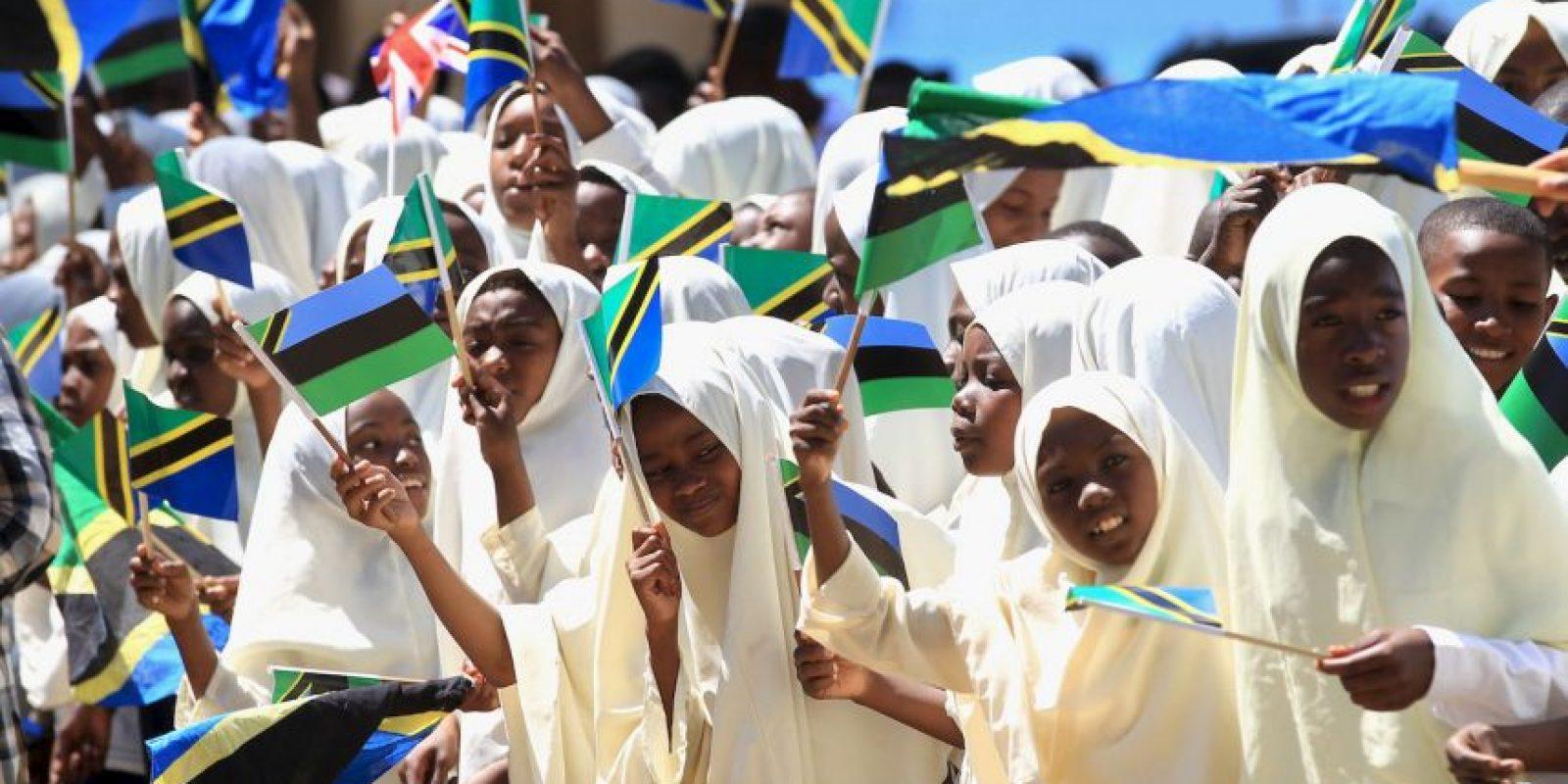Tanzania (146) Foto:Getty Images