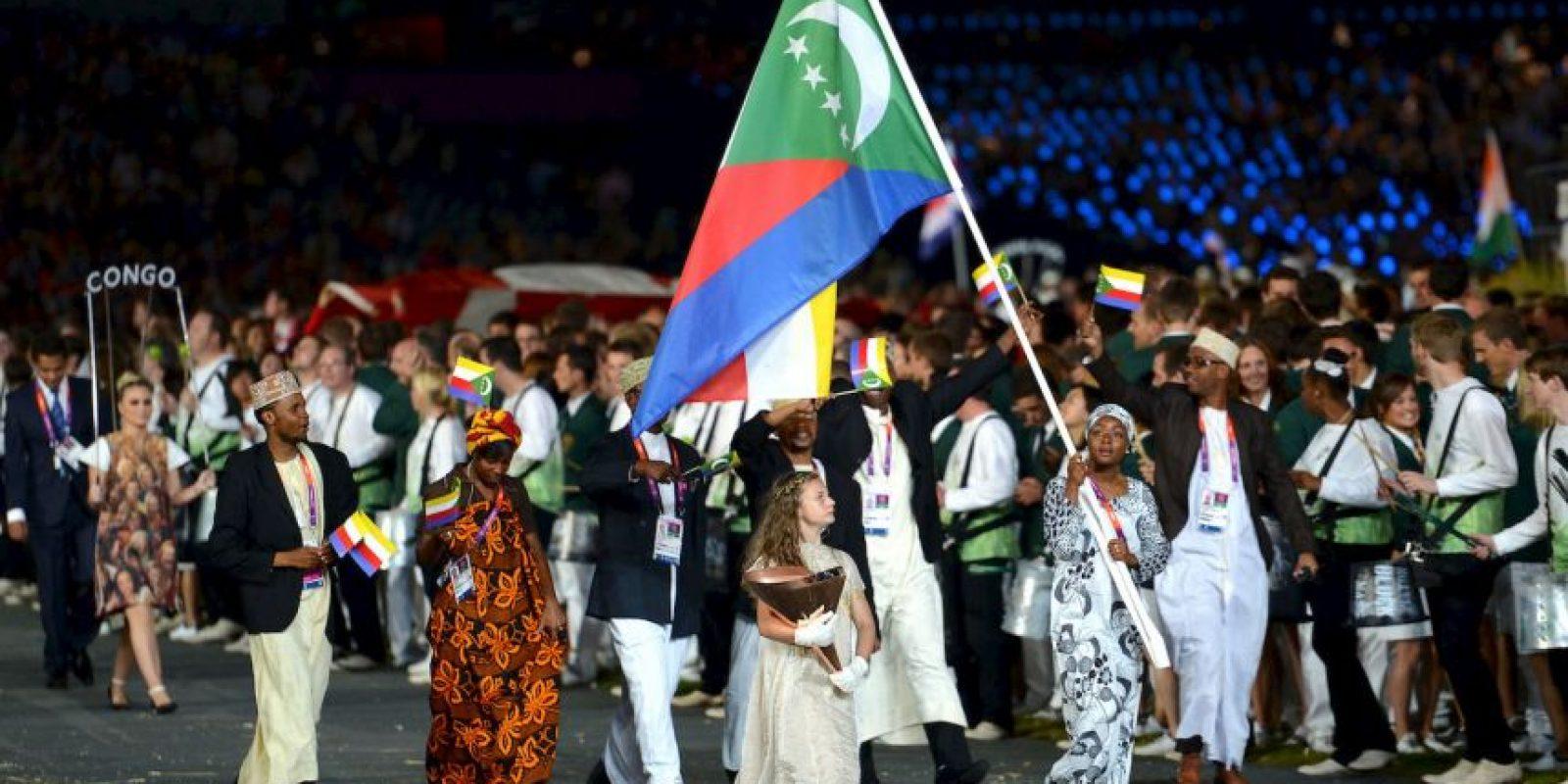 Comoras (140) Foto:Getty Images