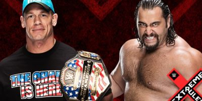 US CHAMPIONSHIP – RUSSIAN CHAIN MATCH Foto: WWE