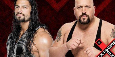 LAST MAN STANDING MATCH Foto:WWE